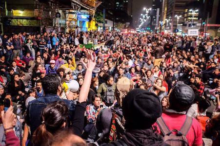 Violência policial marca atos contra Governo Temer em todo o país