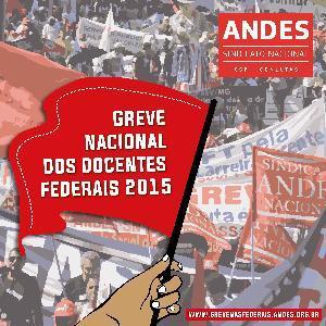 Pressão da greve dos docentes faz MEC marcar reunião com o ANDES-SN no dia 23