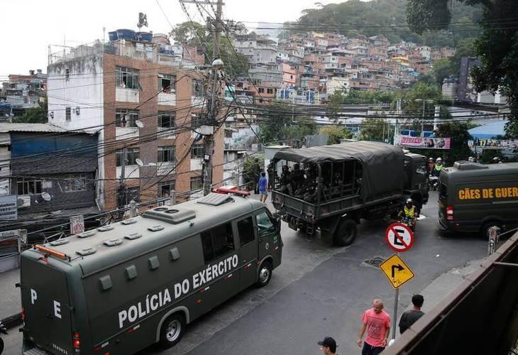Intervenção militar no Rio aumentará a violência contra os pobres e a criminalização das lutas