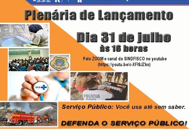 Fórum Baiano em Defesa do Serviço Público é lançado nesta sexta-feira (31)
