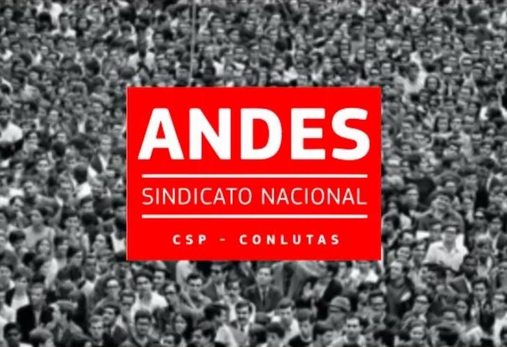 Nota da Diretoria do Andes-SN - Não ao corte de ponto do(a)s docentes da UNEB!