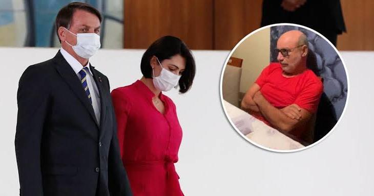 A pergunta que Bolsonaro se nega a responder: por que Michele recebeu R$ 89 mil do Queiroz?
