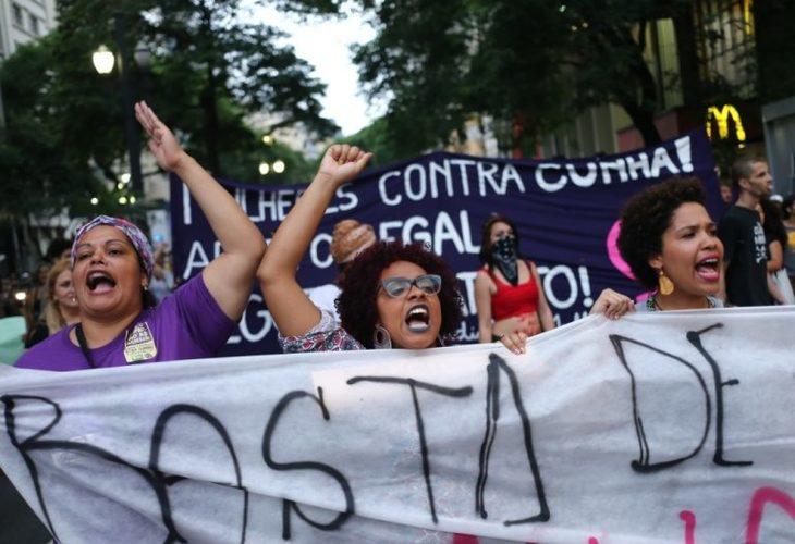 Mulheres vão às ruas nesta quinta-feira (19) pela legalização do aborto