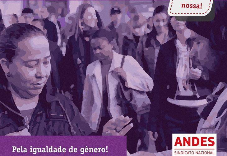 8 de março: Dia Internacional de Luta das Mulheres Trabalhadoras