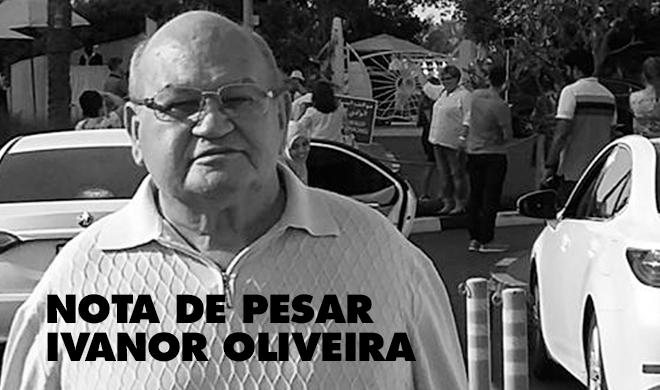 Nota de Pesar - Ivanor Nunes de Oliveira