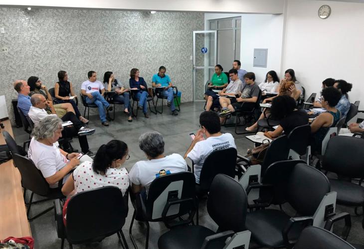 Fórum Sindical e Popular prepara mobilizações contra os cortes na educação e a reforma da previdência