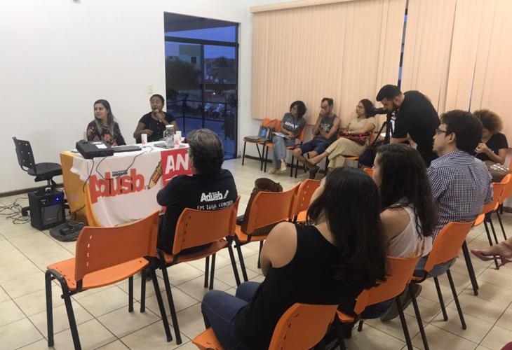Adusb discute mulheres, política e trabalho no campus de Jequié