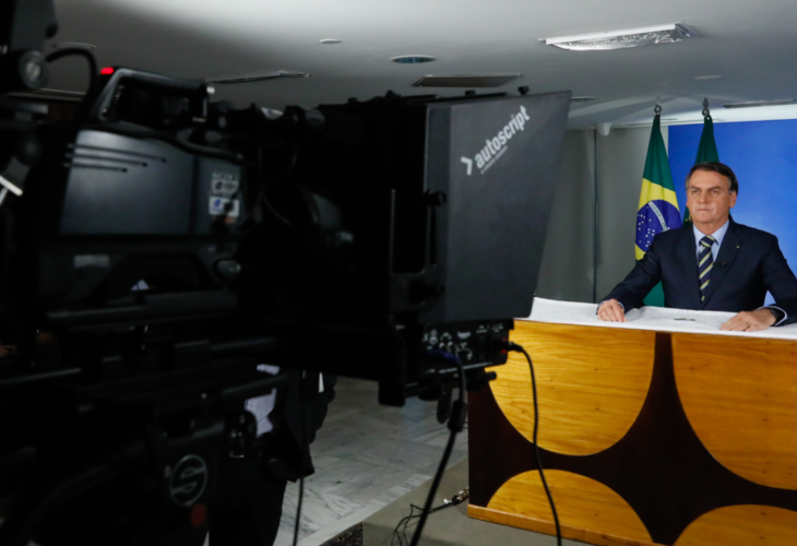 Posição de Bolsonaro sobre pandemia é criminosa! É preciso, e possível, defender vidas, empregos e direitos