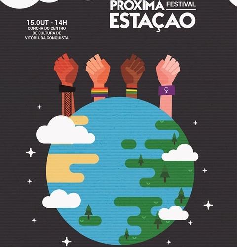 Festival Próxima Estação: Informações sobre estrutura e logística