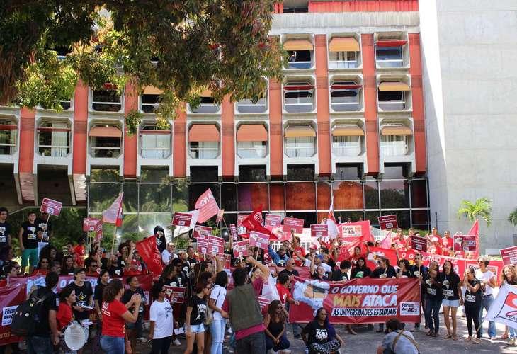 Sem diálogo: Governo da Bahia fecha os olhos para as Universidades Estaduais