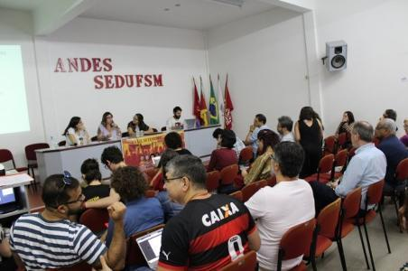 ANDES-SN debate capacitismo nas instituições de ensino