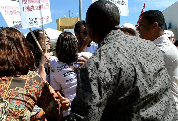 Participe do Dia Estadual de Luto contra a violência do Governo Rui Costa