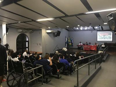 Seminário do ANDES-SN debate políticas e condições de trabalho no Ensino à Distância