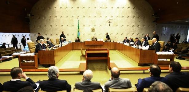 Absurdo: Senado aprova aumento de 16% nos salários dos ministros do STF