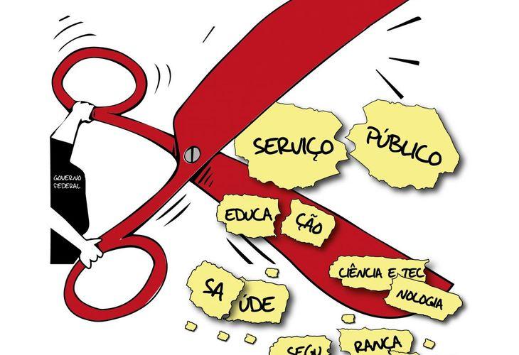 Orçamento da Educação sofre corte de R$ 5,83 bilhões