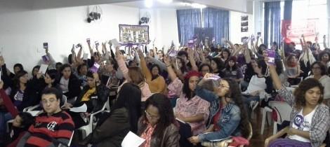 Debates no seminário do MML mostram presença da mulher nas lutas e necessidade de campanhas contra violência