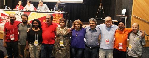 """Chapa """"Unidade na Luta"""" é eleita com 90,66% dos votos para diretoria do ANDES-SN"""