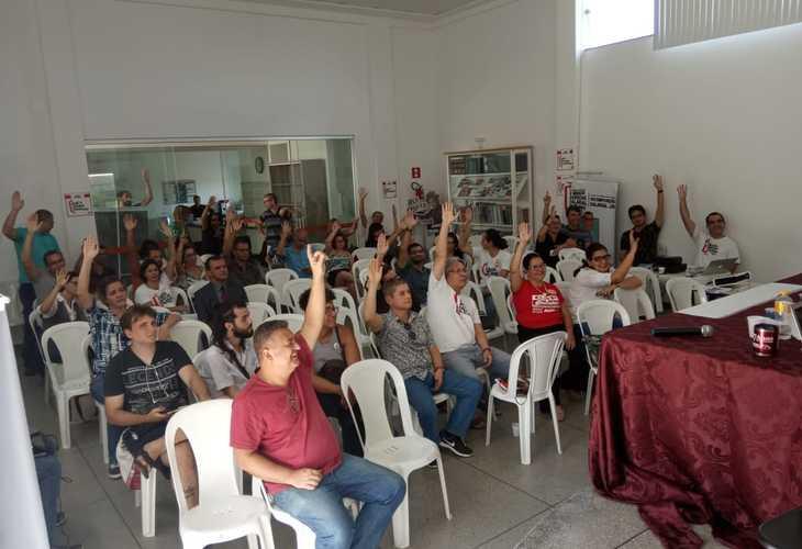 Professores da Uesb permanecem em greve e cobram do governo avanço nas negociações