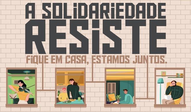 Adusb lança campanha de solidariedade aos trabalhadores durante a pandemia