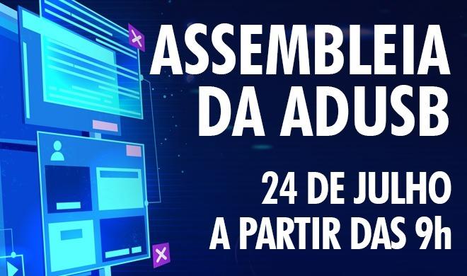 EDITAL DE CONVOCAÇÃO DE ASSEMBLEIA EXTRAORDINÁRIA - 24 DE JULHO DE 2020