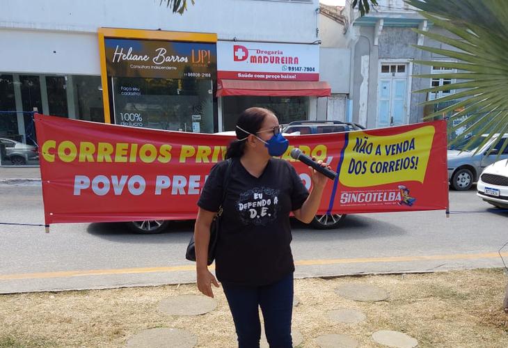 13 de julho é Dia Nacional de Luta contra a privatização dos Correios