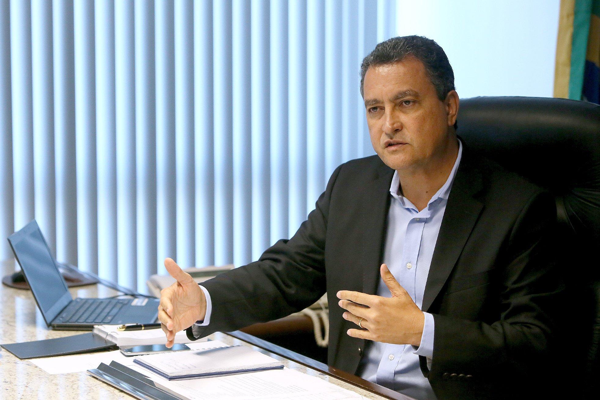 Governo Rui Costa (PT) contingencia R$ 176 milhões e segue com o ajuste fiscal na Bahia