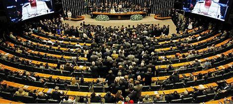 Proteste: parlamentares querem engordar ainda mais seus próprios salários