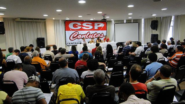 3° Congresso da CSP-Conlutas define calendário de lutas