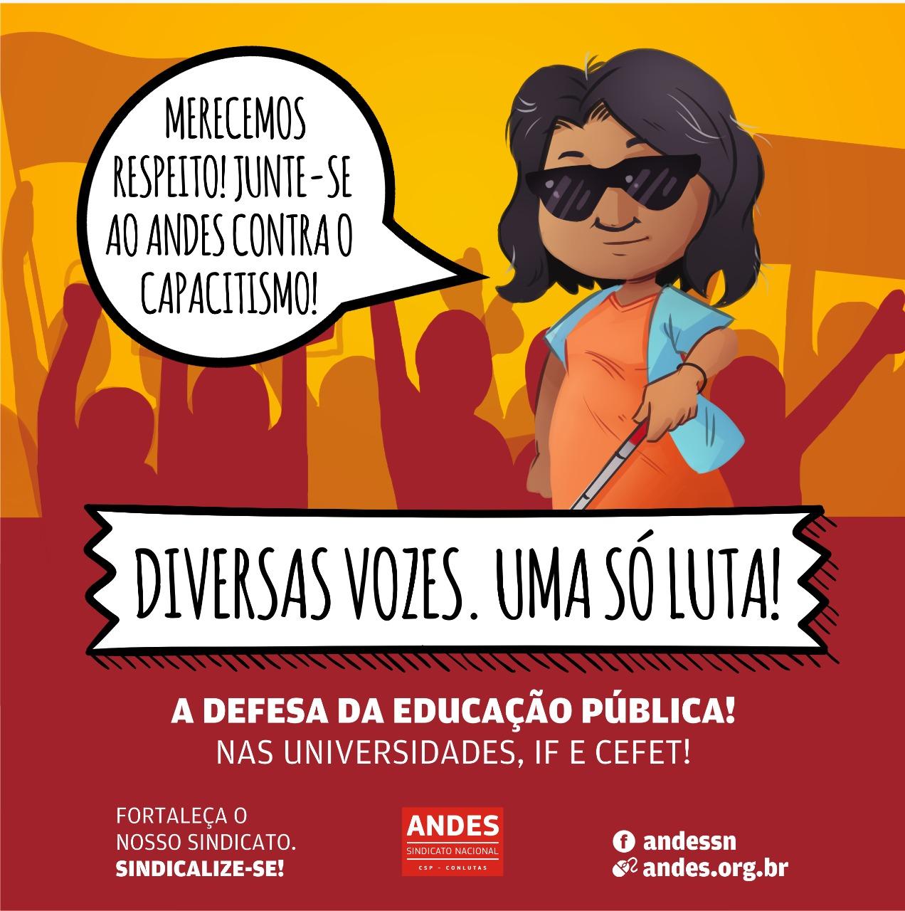 Projeto de Lei ataca direitos à inclusão escolar das pessoas com deficiência