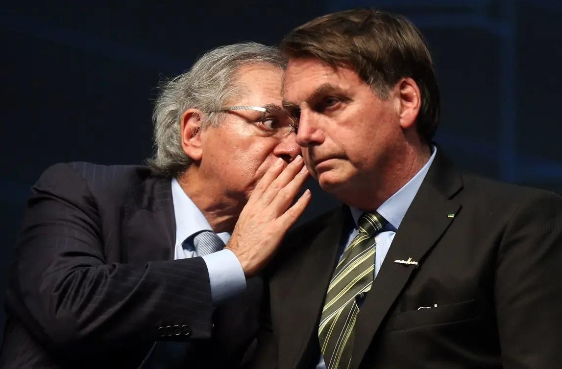 Bolsonaro e Guedes querem impor ataques com ditadura e criminalização das lutas. Não vamos aceitar!