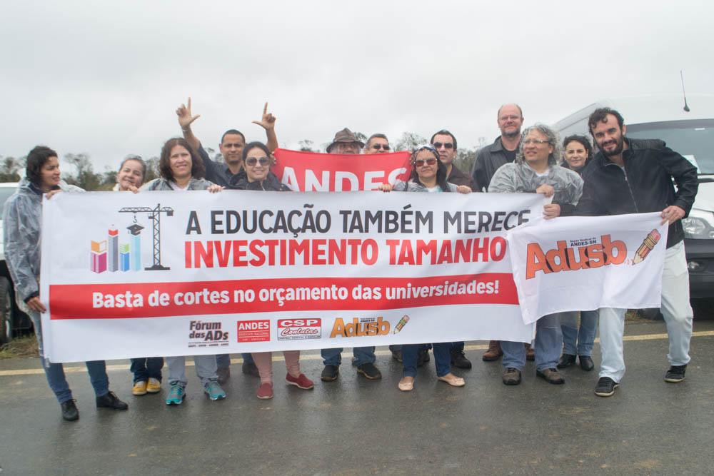 CONSU: Ocupações e LOA 2017