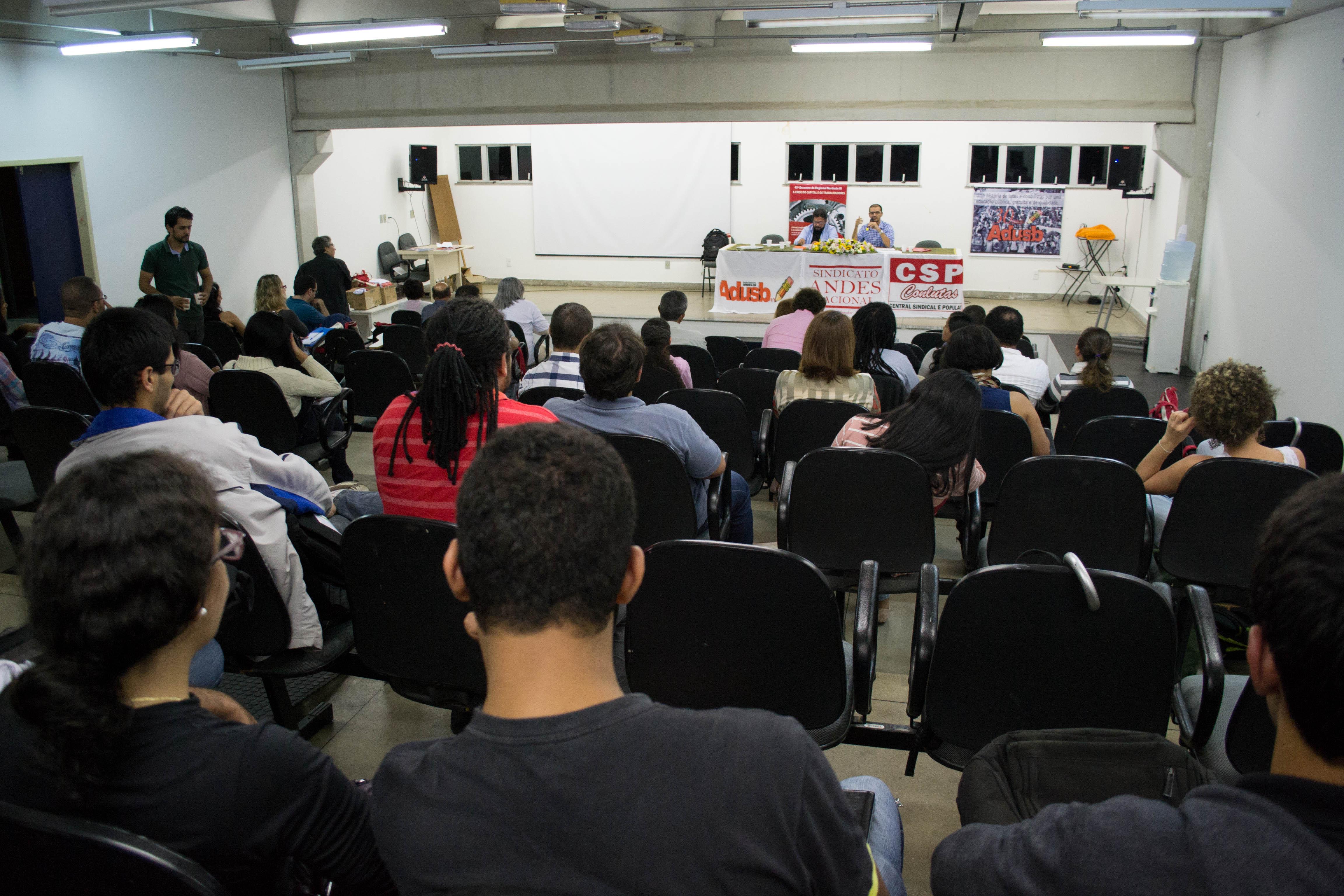 Participe do ato público do dia 24 de maio