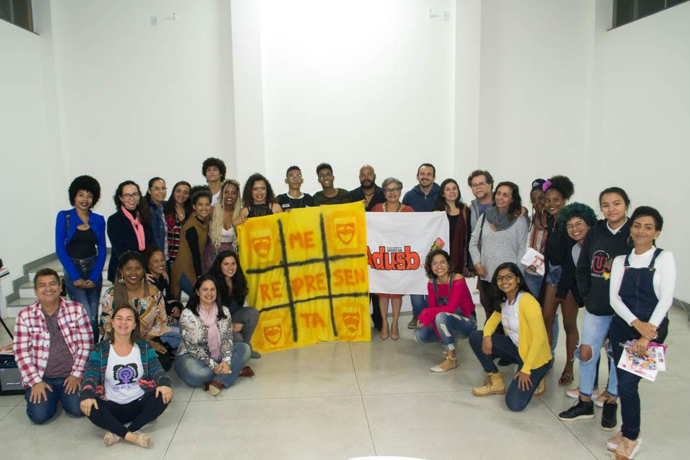 Adusb e coletivos promovem debate sobre o combate ao racismo no Brasil