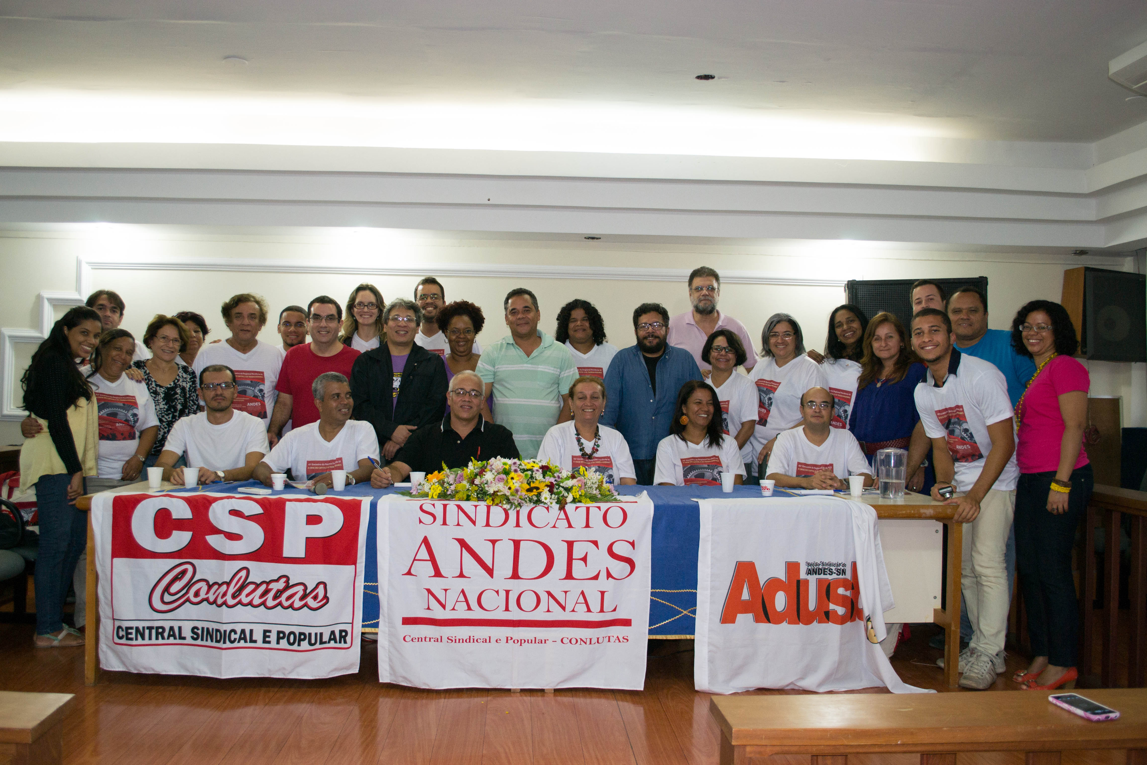 Adusb sediará o 51º Encontro da Regional Nordeste III do ANDES-SN