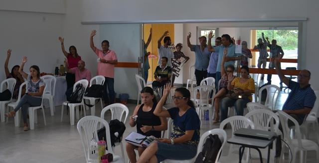 Assembleia reafirma importância do #OcupaConsu no dia 7 de março