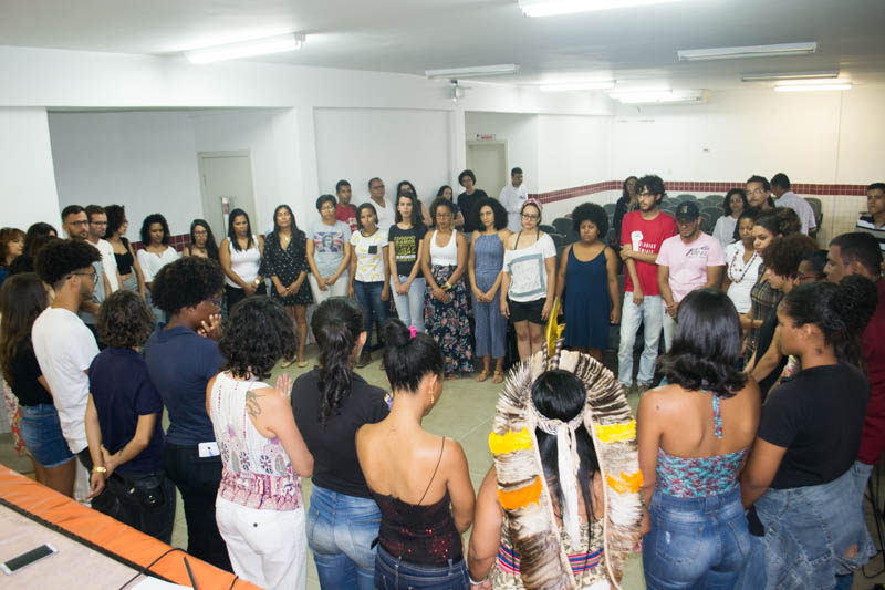 Seminário debate luta indígena e os impactos da investida capitalista