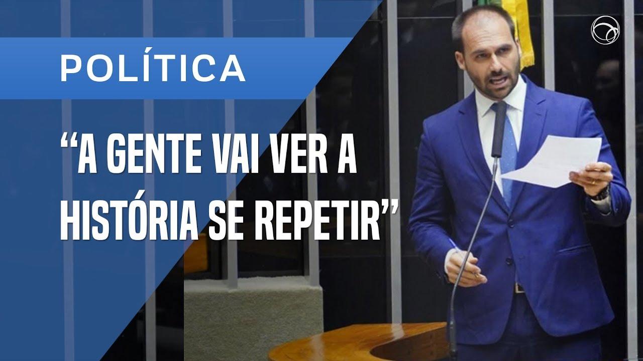 Ditadura nunca mais: CSP-Conlutas repudia declaração de Eduardo Bolsonaro em defesa do AI-5