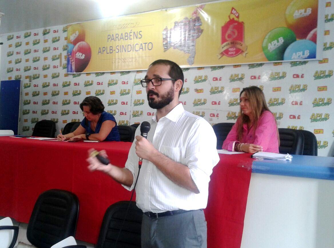 Frente Baiana Escola sem Mordaça promove debate para discutir uma educação crítica e libertadora
