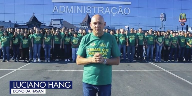 Após empresas coagirem funcionários a votar em Bolsonaro, MPT denuncia que isso é crime