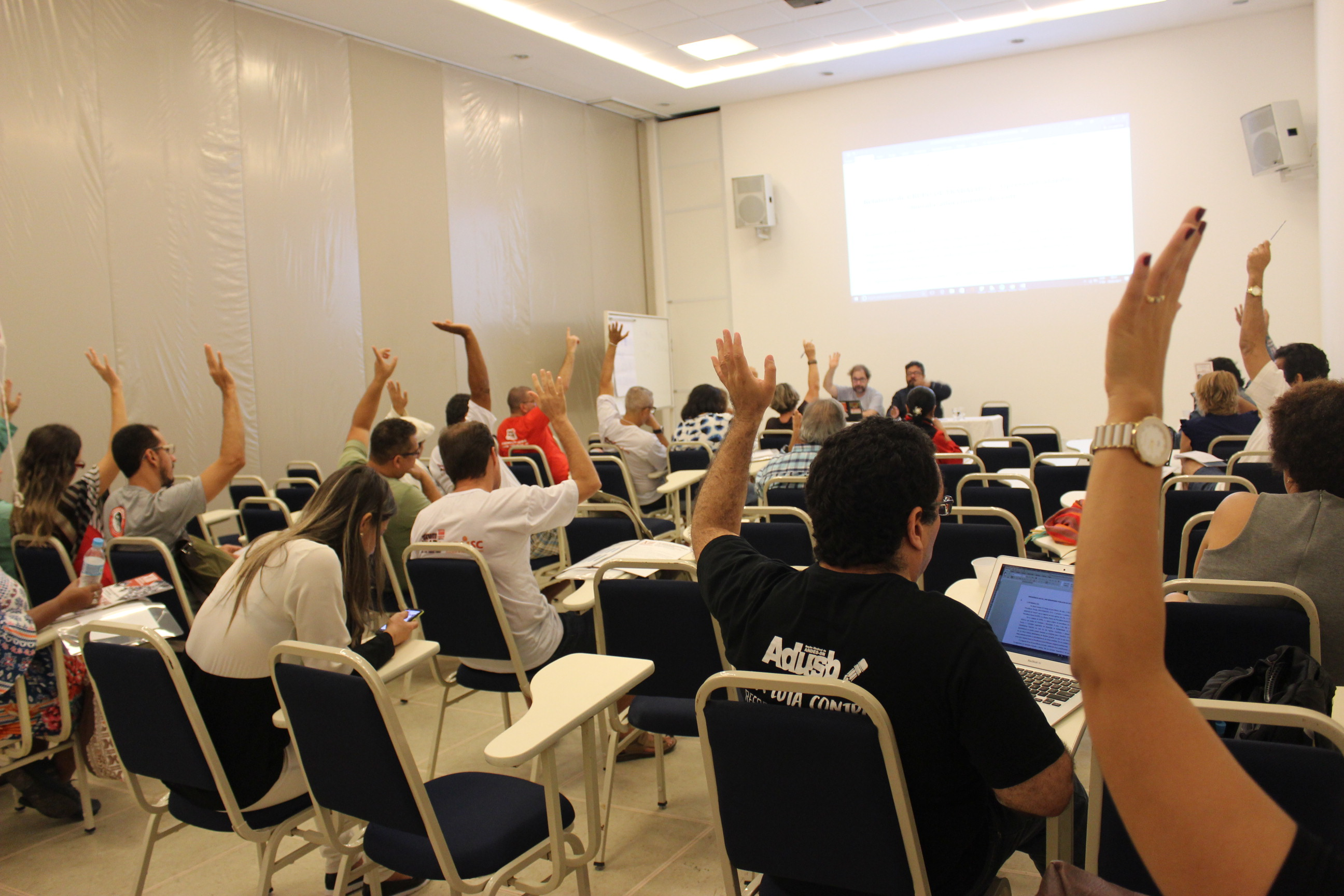 XIII Encontro dos Docentes das Universidades Estaduais baianas se encerra de forma vitoriosa