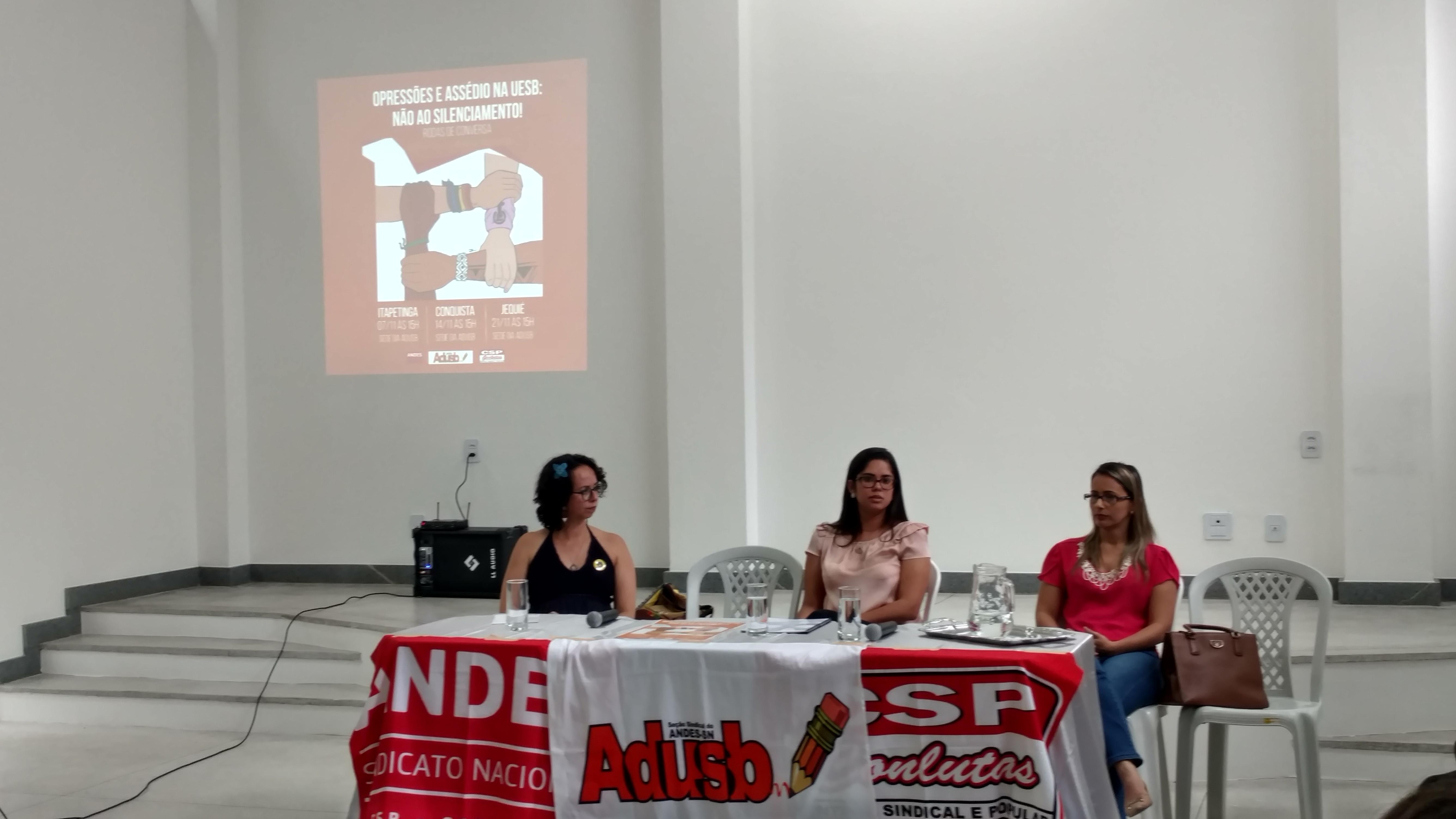Comunidade acadêmica de Itapetinga denuncia opressões e assédio na Uesb