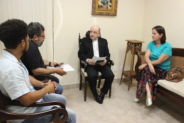 Fórum das ADs reúne com Arquidiocese de Salvador para cobrar diálogo com o governador Rui Costa
