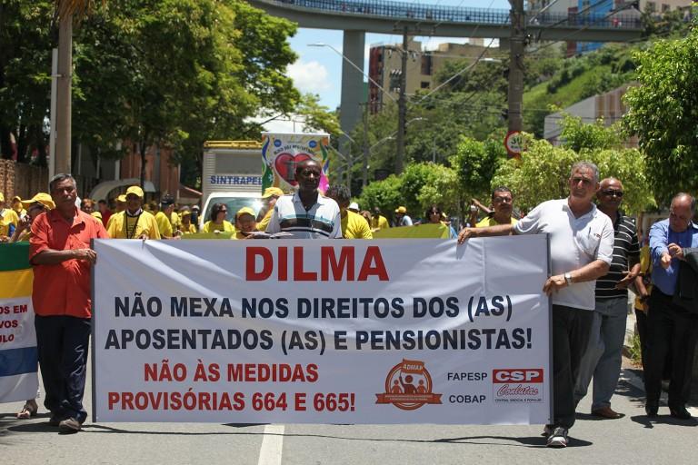 Governo anuncia nova reforma da previdência. Vamos organizar a luta contra mais esse ataque de Dilma (PT)