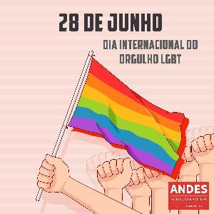 Dia do Orgulho LGBT é celebrado nesta quinta (28)