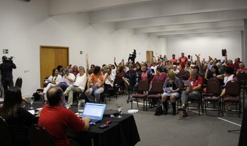 Contribuições ao 2º Congresso da CSP-Conlutas apontam elevar o patamar da luta