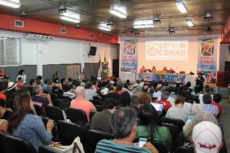 60° Conad reafirma papel do ANDES-SN no fortalecimento da unidade na luta dos trabalhadores