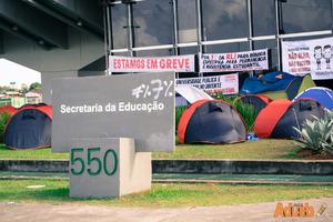 Professores da Uesb paralisam as atividades no dia 24 de maio