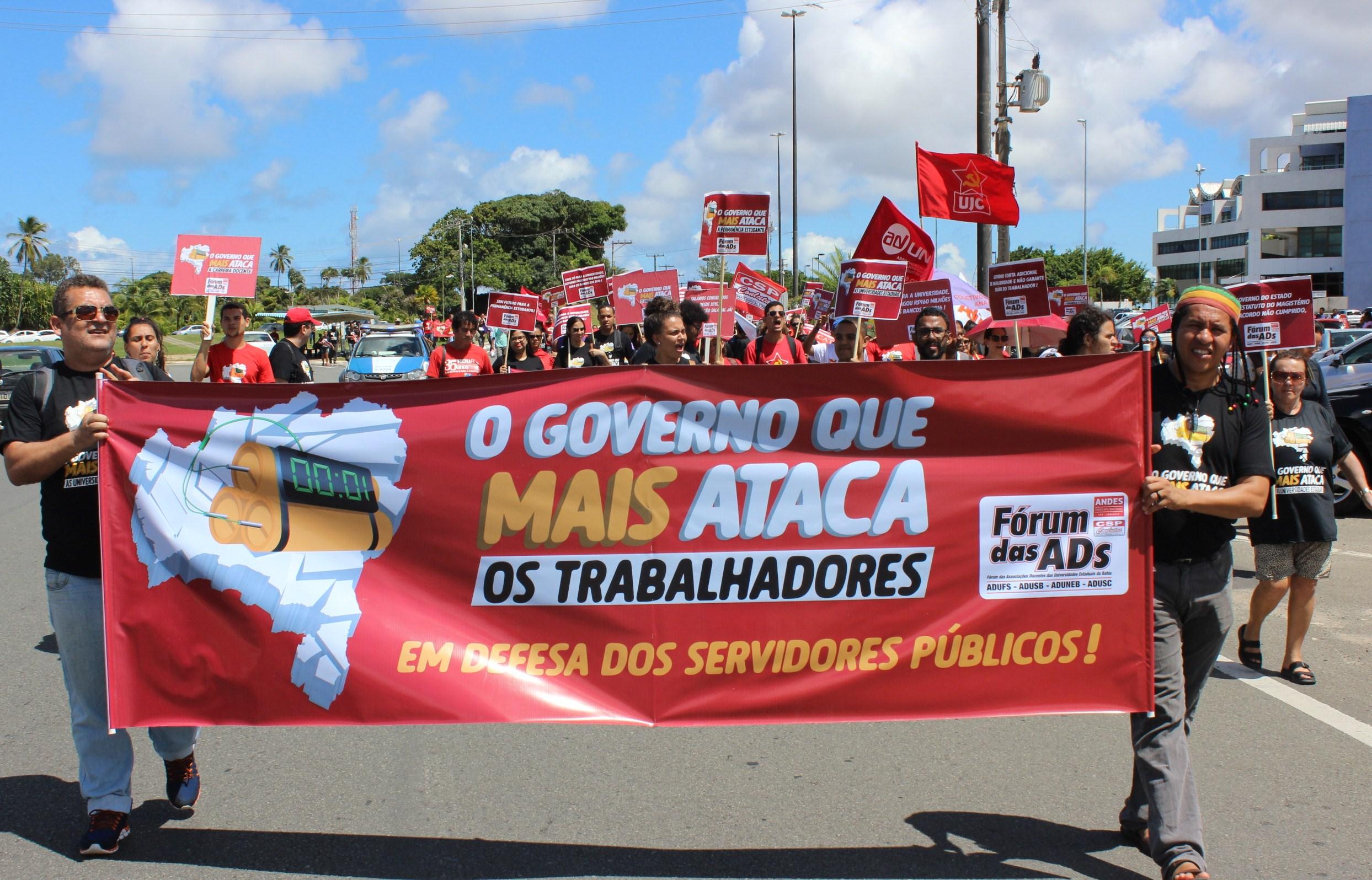 Governo #RuiCorta publica progressões, mas não paga