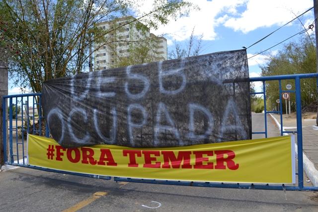 #OcupaUESB – Todo apoio ao Movimento Estudantil na construção da resistência