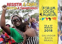 ANDES-SN marca presença no Fórum Social Mundial com a Tenda da Unidade